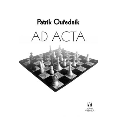 Ad Acta - Patrik Ourednik