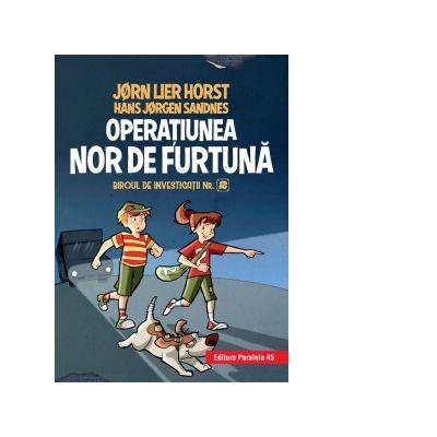 Biroul de investigatii nr. 2. Operatiunea Nor de furtuna. Editia a II-a (editie cartonata) - Jorn Lier Horst, Hans Jorgen Sandnes