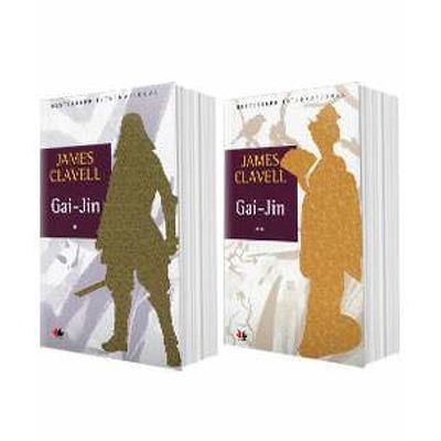 Gai-Jin, volumele I si II - James Clavell