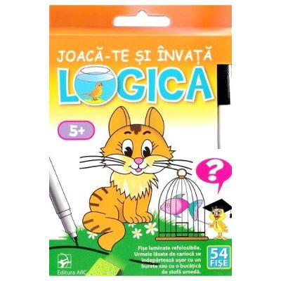 Joaca-te si invata - Logica 5 ani