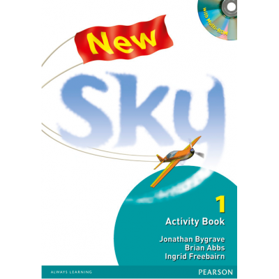 New Sky Activity Book and Students Multi-Rom 1 Pack - Jonathan Bygrave