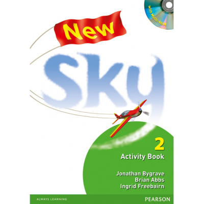 New Sky Activity Book and Students Multi-Rom 2 Pack - Jonathan Bygrave