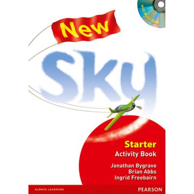 New Sky Activity Book and Students Multi-Rom Starter Pack - Jonathan Bygrave