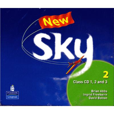 New Sky Class CD Level 2 - Ingrid Freebairn