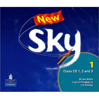 New Sky Level 1 Class CD - Ingrid Freebairn