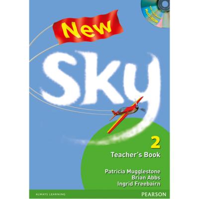 New Sky Level 2 Teachers Book (with Test Master Multi-ROM) - Patricia Mugglestone