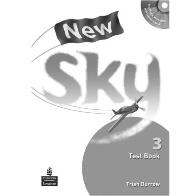 New Sky Level 3 Test Book - Trish Burrow