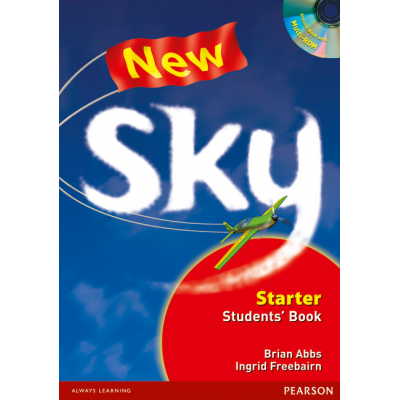 New Sky Starter Students Book - Brian Abbs