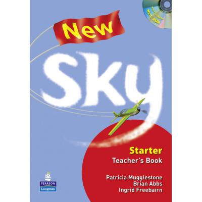 New Sky Starter Teachers Book (with Test Master Multi-ROM) - Patricia Mugglestone