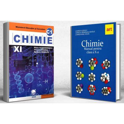 Pachetul pentru Admiterea la Facultatea de Medicina Generala disciplina Chimie organica - Luminita Vladescu