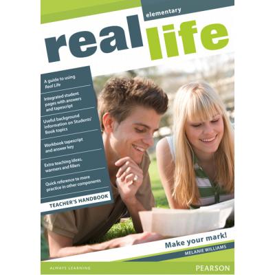 Real Life Global Elementary Teachers Handbook - Melanie Williams