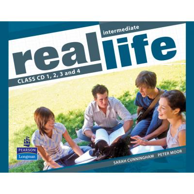 Real Life Global Intermediate Class CD 1-3 - Sarah Cunningham