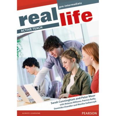 Real Life Global Pre-Intermediate Active Teach (CD-ROM)