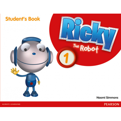 Ricky The Robot 1 Students Book - Naomi Simmons