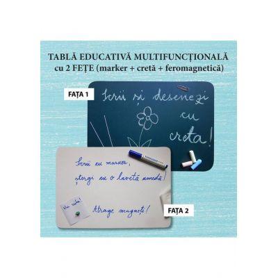 Tabla educativa multifunctionala (format A2)