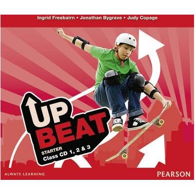 Upbeat Starter Class CDs (3) - Ingrid Freebairn
