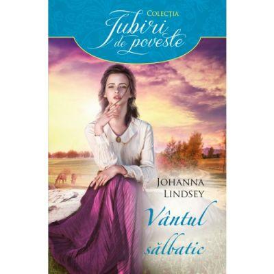 Vantul salbatic - Johanna Lindsey
