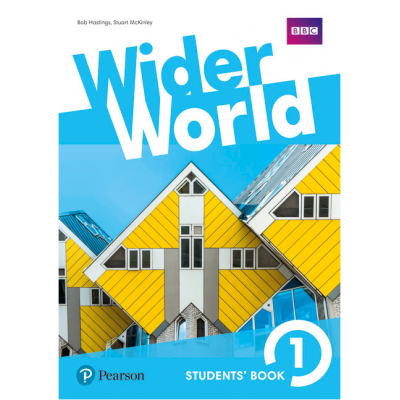 Wider World 1 Students Book - Bob Hastings