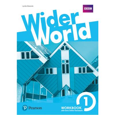 Wider World 1 Workbook with Online Homework Pack - Lynda Edwards