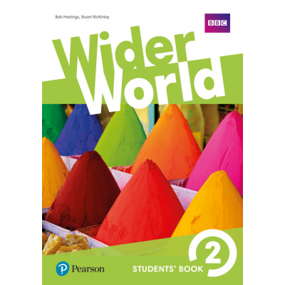 Wider World 2 Students Book - Bob Hastings