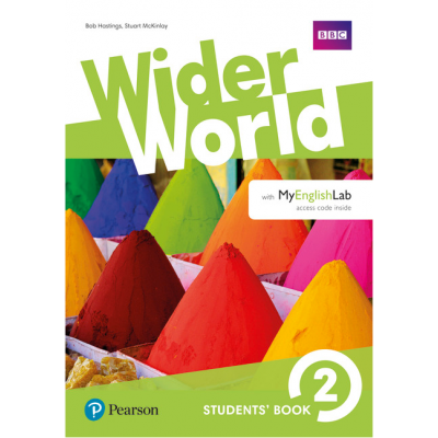 Wider World 2 Students Book with MyEnglishLab Pack - Bob Hastings