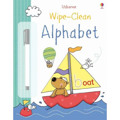Wipe-clean alphabet - Sam Taplin, Jessica Greenwell