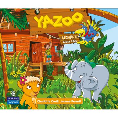 Yazoo Global Level 1 Class CDs (3) - Charlotte Covill