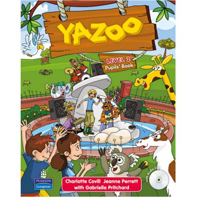 Yazoo Global Level 2 Pupils Book and CD (2) Pack - Jeanne Perrett