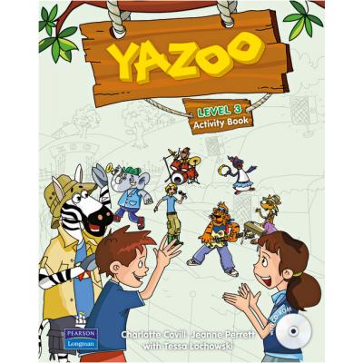 Yazoo Global Level 3 Activity Book and CD ROM Pack - Jeanne Perrett