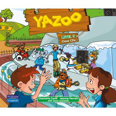 Yazoo Global Level 3 Class CDs (3) - Jeanne Perrett