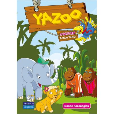 Yazoo Global Starter Active Teach - Danae Kozanoglou