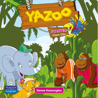 Yazoo Global Starter Class CDs (2) - Danae Kozanoglou