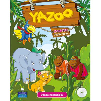 Yazoo Global Starter Pupils Book and CD Pack - Danae Kozanoglou
