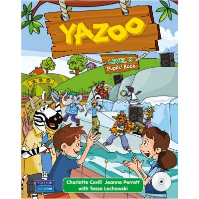 Yazoo Level 3 Pupils Book with audio - Jeanne Perrett