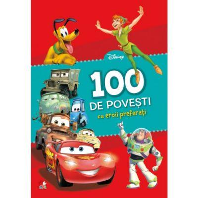 100 de povesti cu eroii preferati - Disney