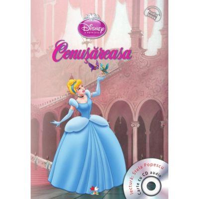 Cenusareasa (Carte + CD audio) - Disney