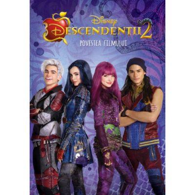 Descendentii 2. Povestea filmului - Disney