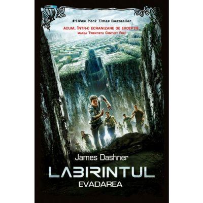 Labirintul. Evadarea - Vol I - James Dashner