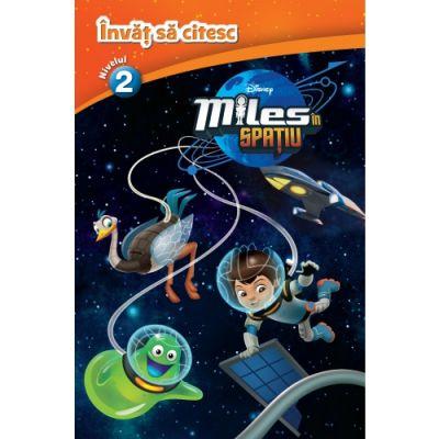 Miles in spatiu. Invat sa citesc (nivelul 2) - Disney