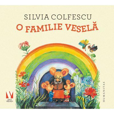 O familie vesela - Silvia Colfescu