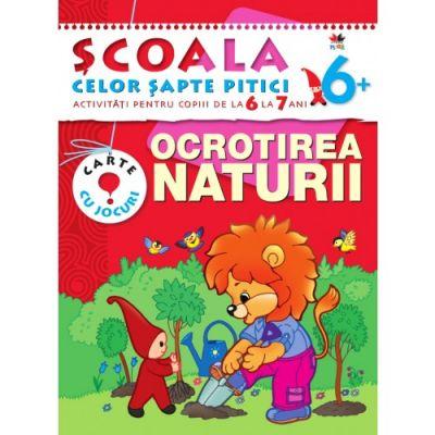 Ocrotirea naturii (6-7 ani). Scoala celor sapte pitici