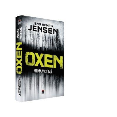 Oxen. Prima victima - Jens Henrik Jensen