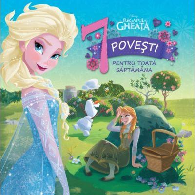 Regatul de gheata. 7 povesti pentru toata saptamana - Disney