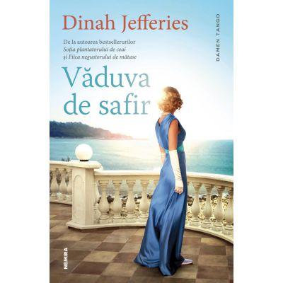 Vaduva de safir - Dinah Jefferies