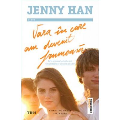 Vara in care am devenit frumoasa - Jenny Han