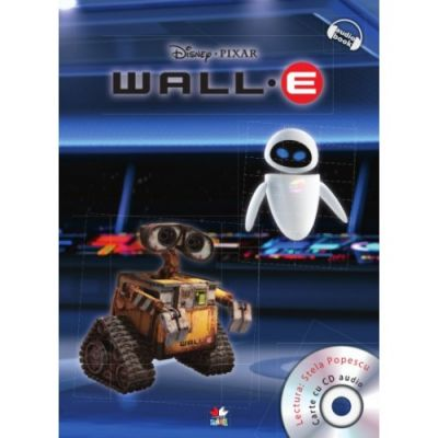 Wall-E (Carte + CD audio) - Disney