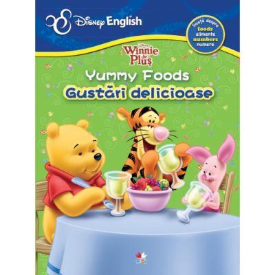 Winnie de Plus. Yummy Foods. Gustari delicioase - Disney English