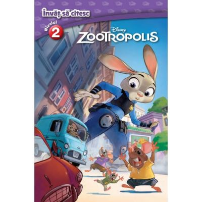 Zootropolis. Invat sa citesc (nivelul 2) - Disney