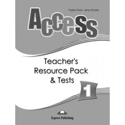 Access 1 Teacher's Resource Pack & Tests - Virginia Evans & Jenny Dooley