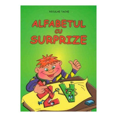 Alfabetul cu surprize - Niculae Tache